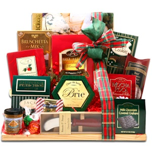 Holiday Sampler Cutting Board imagerjs