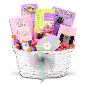 Mother's Day Indulgence Gift Basket imagerjs