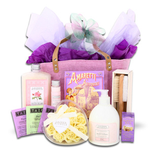 Mother's Day Burlap Gift Tote imagerjs