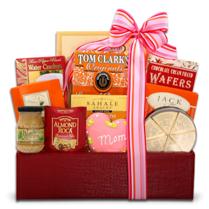 Gourmet Gift for Mom Gift Basket imagerjs