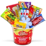 Movie Night Popcorn Gift Tub