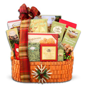 Holiday Gourmet Traditions Gift Basket Delete imagerjs