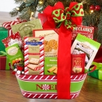Holiday Cheer Noel Gift Basket