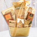 Golden Memories Gourmet Christmas Gift