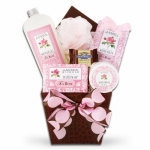 Tea Rose Pampering Gift Box