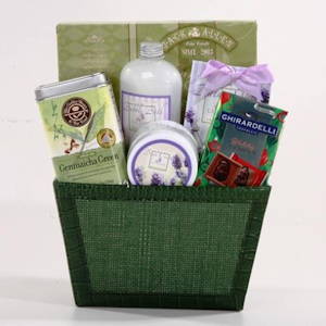 Winter Glow Relaxation Spa Gift imagerjs