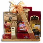Deluxe Cut Above Cutting Board Gift