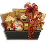 The Sophisticated Gourmet Holiday Gift Basket
