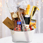 Sparkling New Year Gift Basket