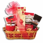 Christmas Morning Breakfast Feast Gift Basket