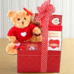 Classic Love Gift Basket