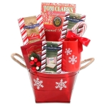 Ghirardelli Chocolate Holiday Gift Basket