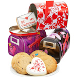 Valentine Mailbox Cookie Tin