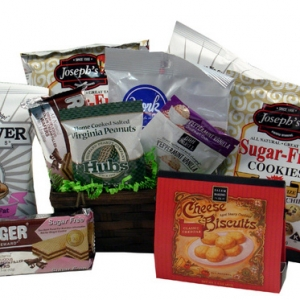 Diabetic Delight Snacker Gift Box imagerjs