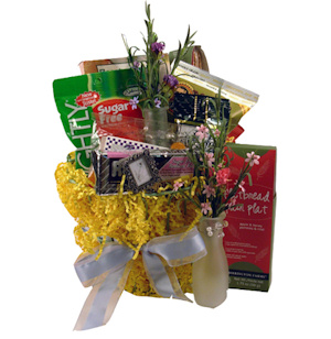 Ladies Diabetic Delight Basket imagerjs