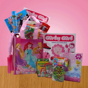 Girls Have More Fun Activity Gift Basket imagerjs