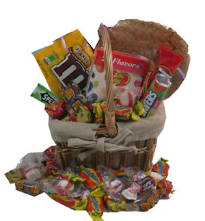 Break Time Sweets Basket data-pin-no-hover=