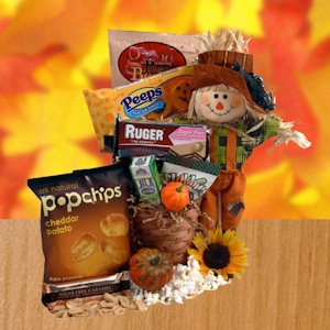 Diabetic Scarecrow Treats imagerjs