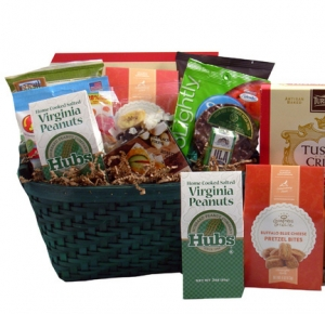 Deliciously Diabetic Gift Basket imagerjs