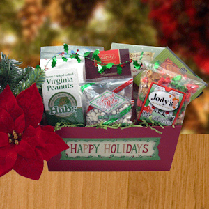 Traditional Treats Holiday Gift Baskets imagerjs
