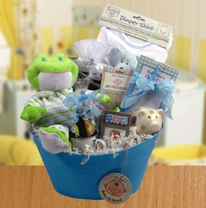 New Baby Basket imagerjs
