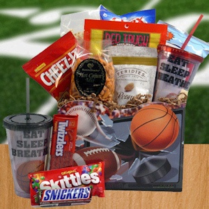 Sports Fanatic Snack Box imagerjs