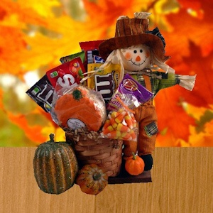 Scarecrow Sweets Basket imagerjs