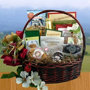 Very Virginia Gift Basket of Goodies imagerjs