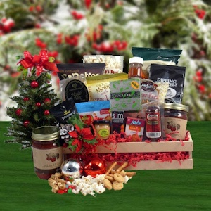 Diabetic Holiday Gift Basket imagerjs