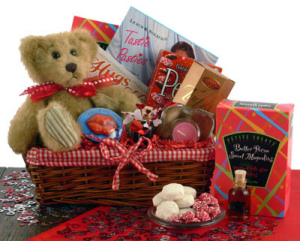 Steamy Romance Basket (Adults Only) data-pin-no-hover=