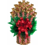 All Twix Candy Bouquet