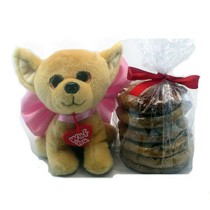 Puppies and Cookies Valentine Gift (4 Designs) imagerjs