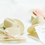 Fillable Mini Cowboy Favor Hats (Set of 12)