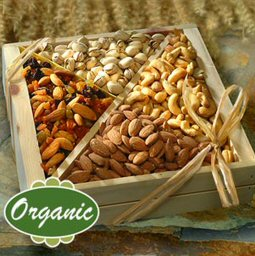 Nutty Organic Gift Crate imagerjs