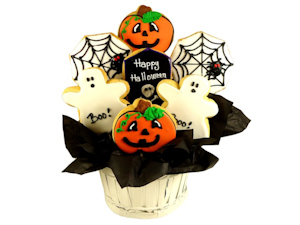 Halloween Sugar Cookie Bouquet imagerjs