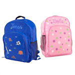 Personalized Backpack For Kids