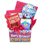 Birthday Bestsellers Two Book Basket