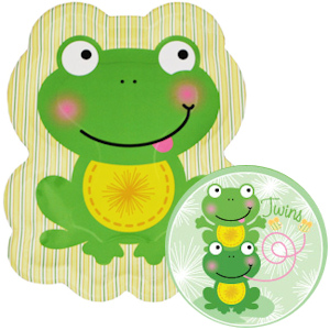 Frog Shower Theme