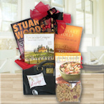 Get Well Book Basket