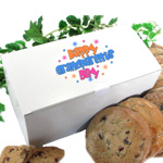 Grandparent's Day Cookie Box