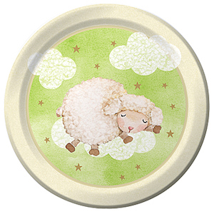 Affiliate Item - Nursery Rhyme Shower Theme data-pin-no-hover=