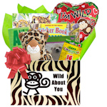 Wild For You Kids Basket