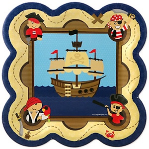 Pirate Party Theme