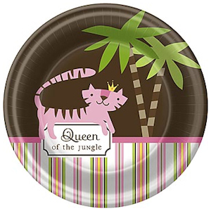 Affiliate Item - Queen of the Jungle Theme data-pin-no-hover=