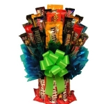 Skittles and More Bouquet