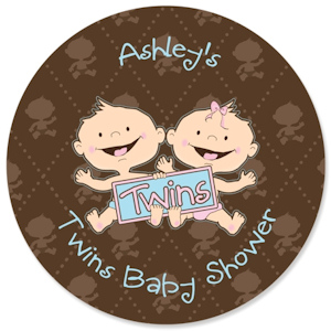 Affiliate Item - Twin Shower Theme image