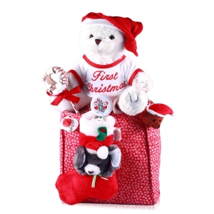 Baby Christmas Gift Tote imagerjs
