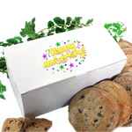 Anniversary Cookie Gift Box