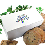 Belated Birthday Cookie Gift Box