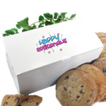 Retirement Cookie Gift Box